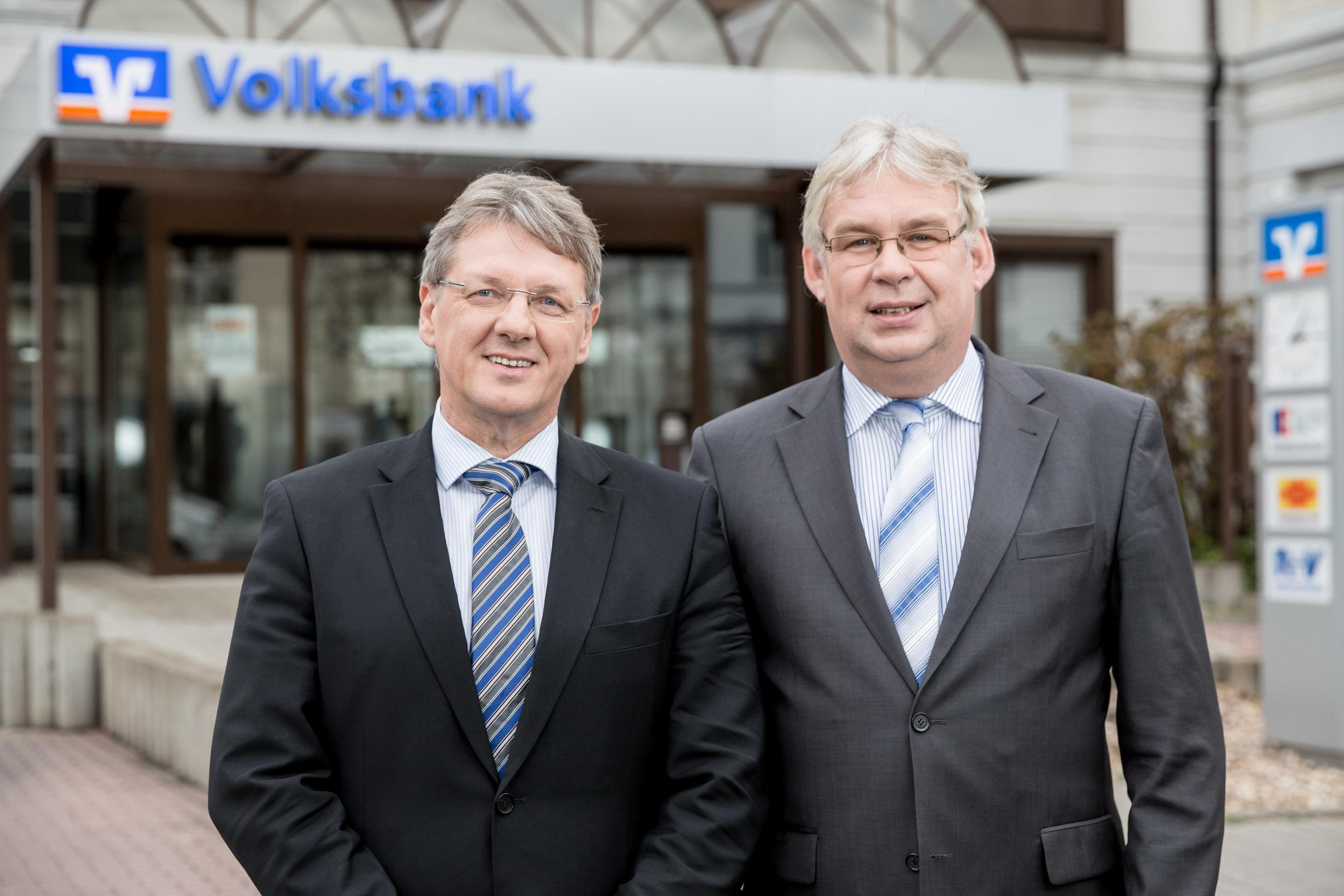 Organe Gremien - Volksbank Börde-Bernburg eG